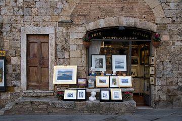 Kunstwinkel Italië von Ronald Jansen