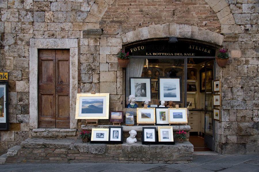 Kunstwinkel Italië