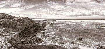 Die Hermanus Coastline von Eric van den Berg