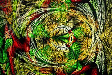 Die Farben der Jahreszeiten von Max Steinwald