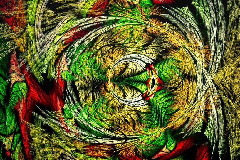 Les couleurs des saisons sur Max Steinwald