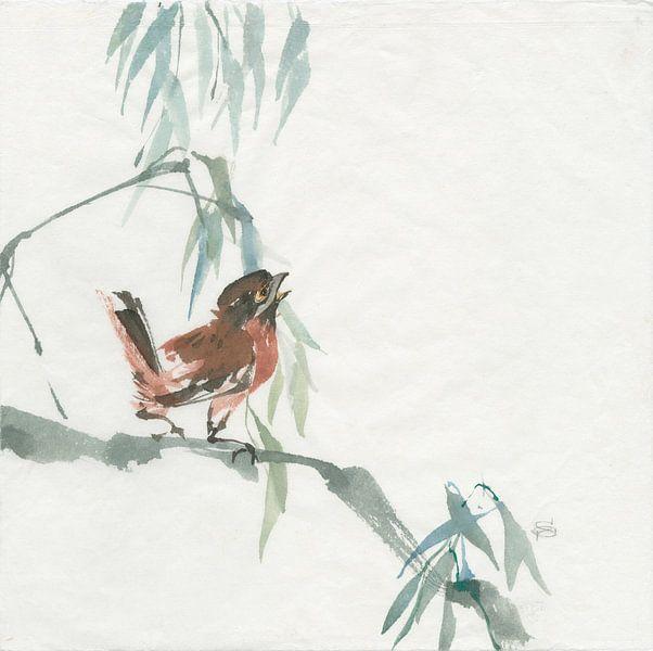 Russet Sparrow, Chris Paschke von Wild Apple