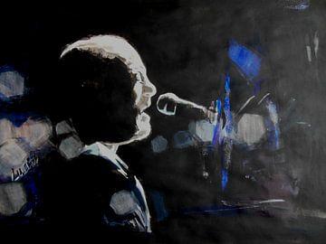 Billy Joel von Lucia Hoogervorst