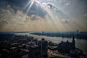 Westerschelde Antwerpen vanaf MAS I