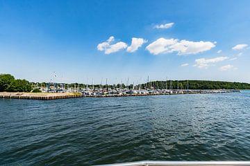 Haven van Lauterbach, Moritzdorf, Bollwerk/Baabe op het eiland Rügen van GH Foto & Artdesign