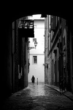 Italië Firenze sur buro PAM