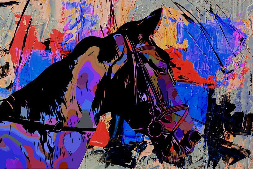L'amour du cheval sur The Art Kroep
