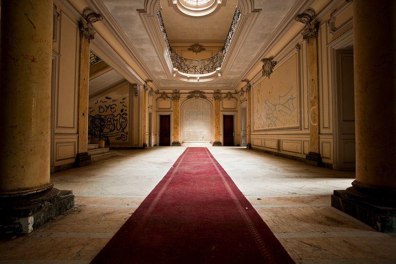 verlassenes Schloss Lumiere von urbex lady