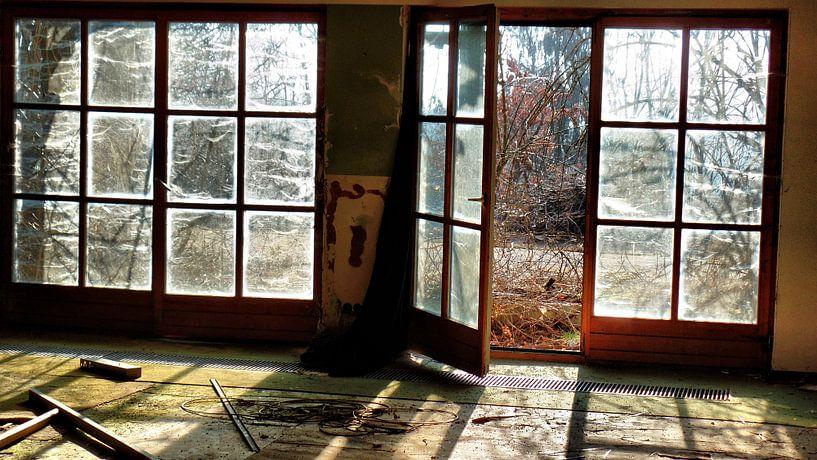 urban/rural decay 04 von Ilona Picha-Höberth