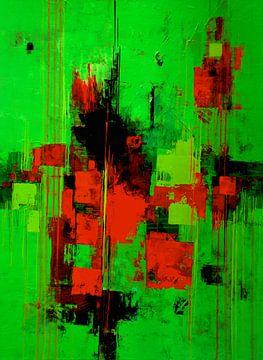 Vreugde over de eerste groene van Claudia Neubauer
