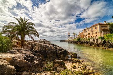 Portugal Cascais lanschaps fotografie van Willem Lutgerink
