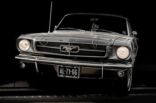 Ford Mustang 1965 van