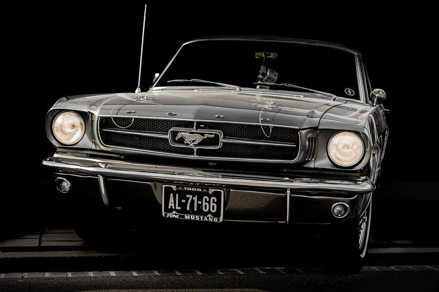 Ford Mustang 1965 van marco de Jonge