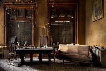 De salon van Truus Nijland