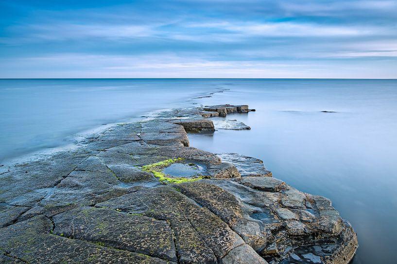 Kimmeridge Bay van Sander Poppe
