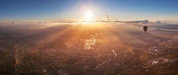 Amersfoort uit de lucht sur Sander Wustefeld