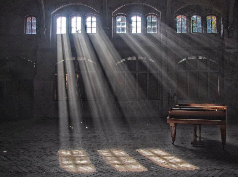 the Piano van Ralf Wagner