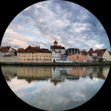 Regensburg Panorama van Tilo Grellmann   Photography