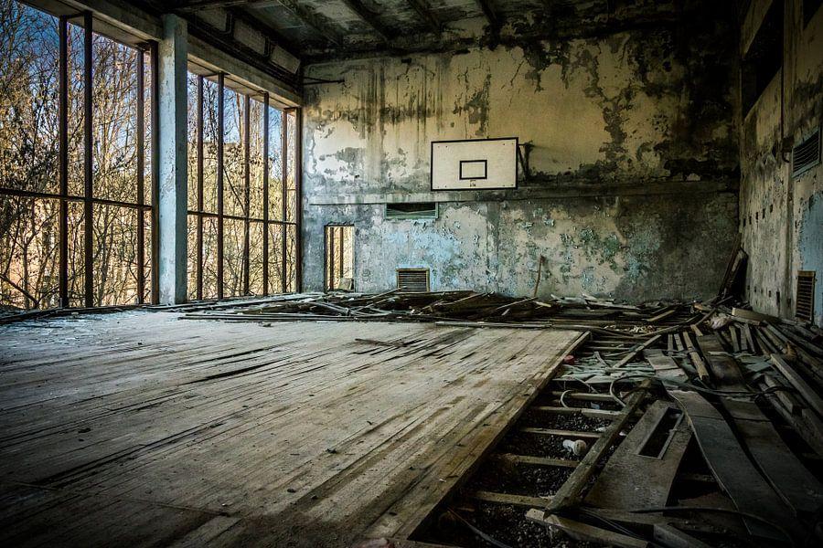 Play some basketball