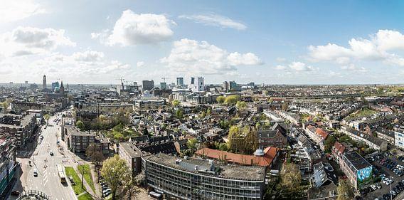 Panorama Domtoren en centrum. van De Utrechtse Internet Courant (DUIC)