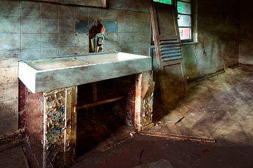 Urbex - keuken von Irene Damminga