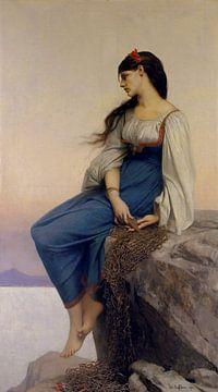 Graziella - Jules Joseph Lefebvre, 1878