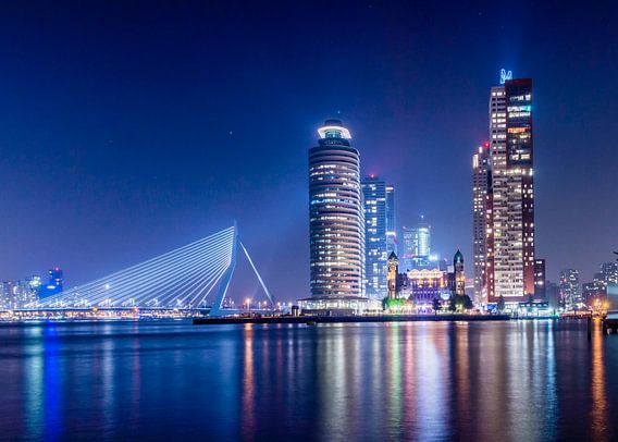 New York Hotel Rotterdam van Jamie Lebbink