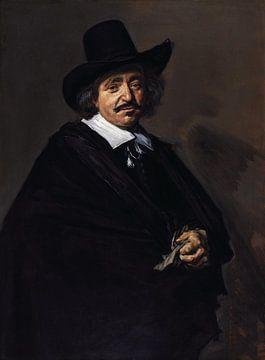 Porträt eines Mannes, Frans Hals