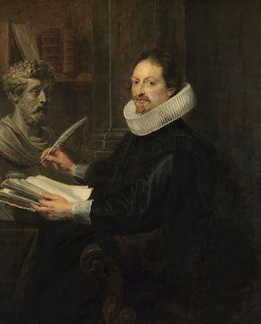 Jan-Gaspard Gevartius, Peter Paul Rubens sur