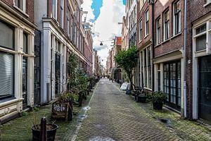 Langestraat in Amsterdam.