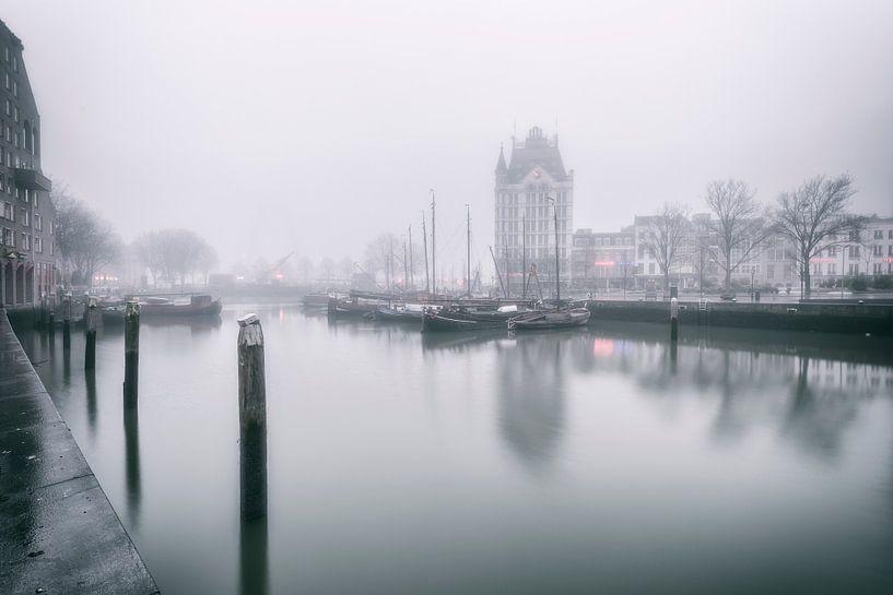 De oude Haven Rotterdam van Rob van der Teen
