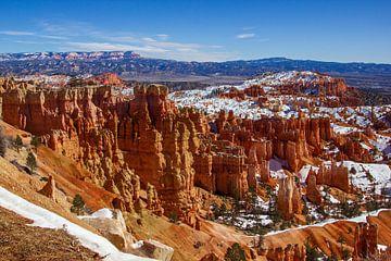 Bryce Canyon im Schnee (Utah) von Eva Rusman