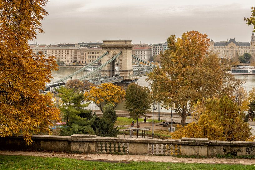 Boedapest op zijn mooist van Elmar Marijn Roeper