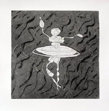 Dansen in de regen. van Ilse Schoneveld