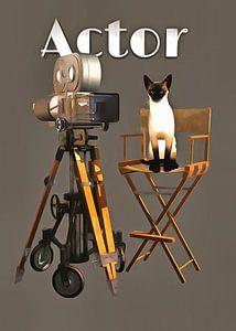 Katten: acteur