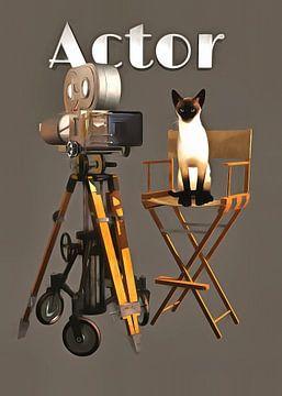 Katzen: Schauspieler von Jan Keteleer