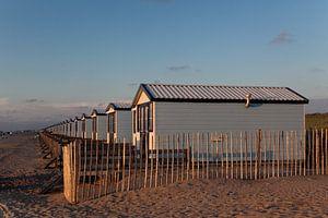strandhuisjes 's-Gravenzande Hoek van Holland van
