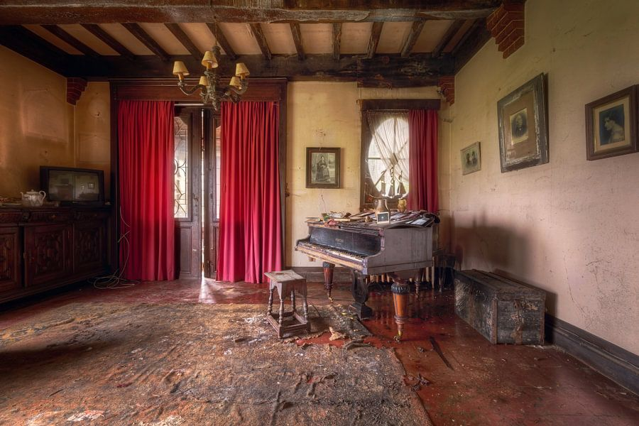 De Piano is Vergeten.