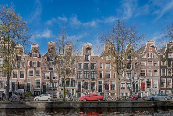 Prinsengracht Amsterdam van Amsterdam Fotografie (Peter Bartelings)