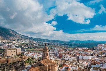 Loja Spanje van Justin Travel