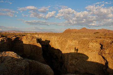 landschap Namibië van