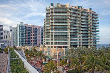 """Miami Beach - Uitzicht vanaf """"The Betsy"""" van t.ART"""