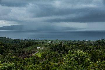 Ambon - Baai van Maurice Weststrate
