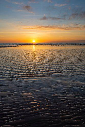 Zonsondergang Voordijk Callantsoog