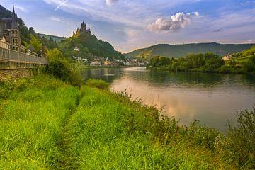 Cochem sur la Moselle sur Sander Poppe