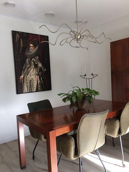 Photo de nos clients: Marchesa Brigida Spinola Doria, Peter Paul Rubens.