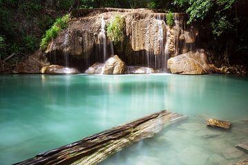 Erawan National Park van Luc Buthker