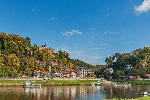 Kurort Rathen, Sachsen von