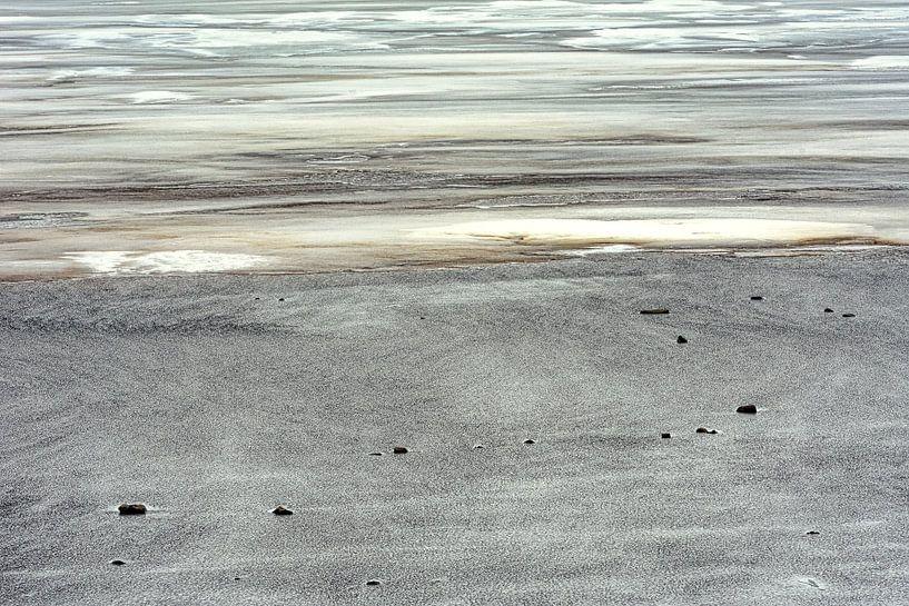 Storm over de ijsvlakte van jowan iven