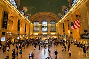 Grand Central Station, New York van Johan van Venrooy